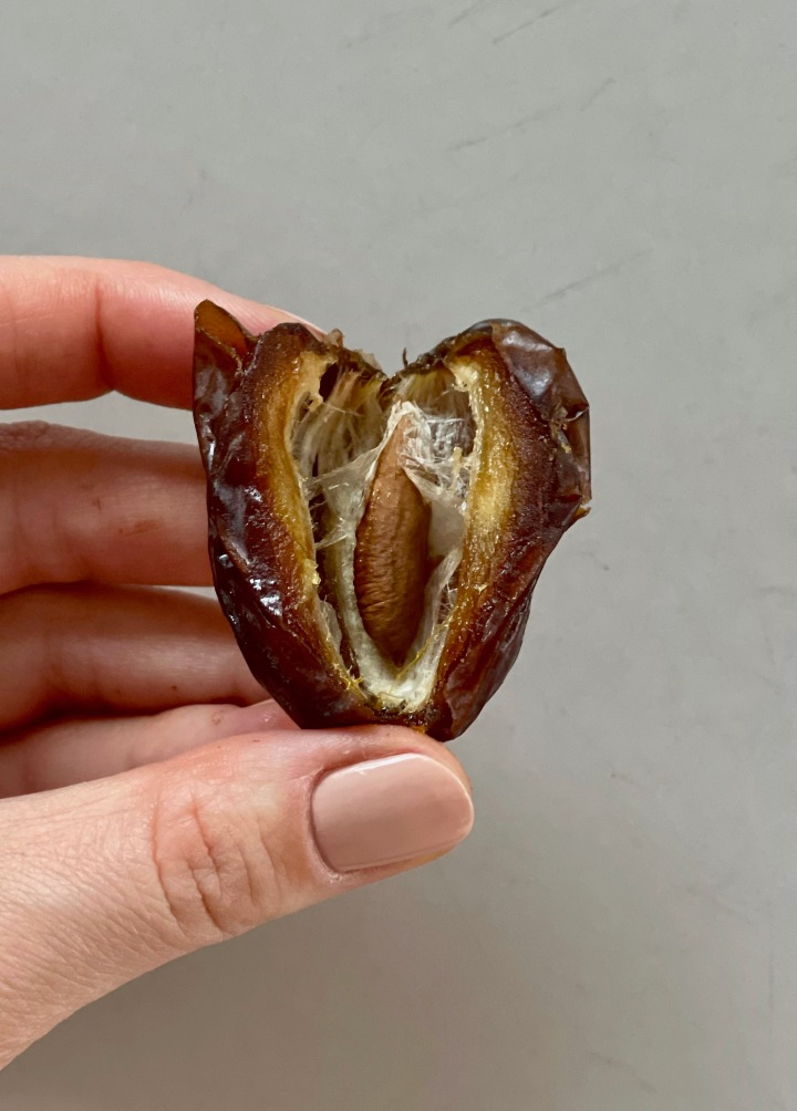 Date and seed