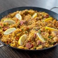 Basic paella